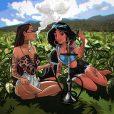 princesas disney ilustraciones