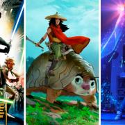 Estas son todas las series y películas animadas presentadas en la expo D23