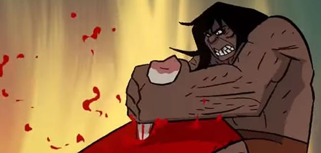 Adult Swim presenta «Primal», la nueva serie del creador de Samurai Jack