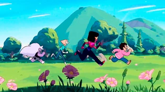 segundo tráiler de Steven Universe
