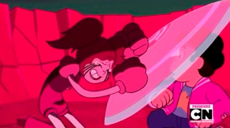 Steven Universe the movie - Créditos: Cartoon Network