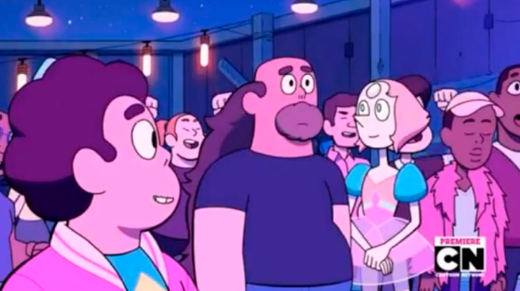 Steven Universe the movie - Créditos: Cartoon Network