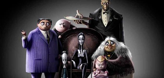 Mira el primer tráiler de la película animada de Los Locos Addams