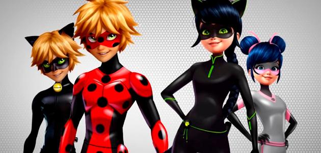Mister Bug y Lady Noir son revelados en tráiler del nuevo capítulo de Miraculous