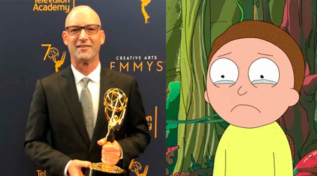 Falleció Michael Mendel, productor de Rick and Morty y Los Simpson