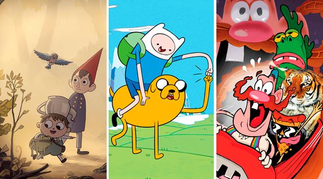 5 series animadas en las que participó Pendleton Ward y que fueron un éxito