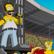 Nuevo capítulo de Los Simpson recreará concierto de Queen en Live Aid