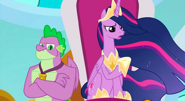 Este fue el último capítulo de My Little Ponny temporada 9