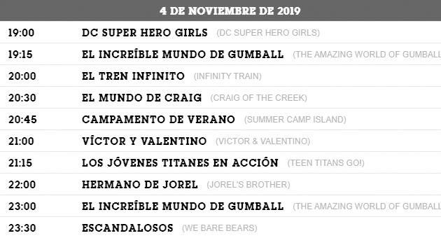 infinity train doblado al español