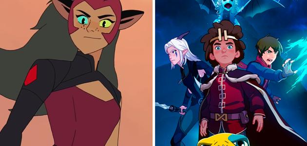 Netflix renueva «She-ra» y «The Dragon Prince» para una nueva temporada