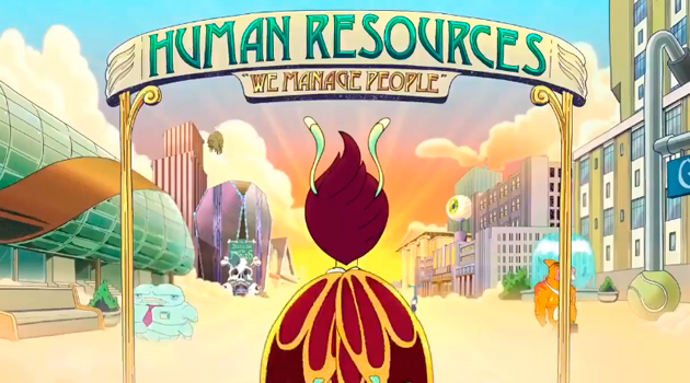 serie human resources