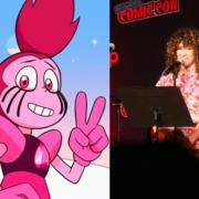 Steven Universe en NYCC 2019: la increíble presentación de Sarah Stiles, voz de Spinel