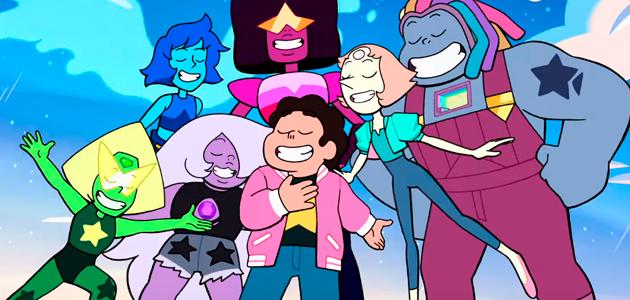 ¡Steven Universe Future, renovado para una TEMPORADA FINAL!