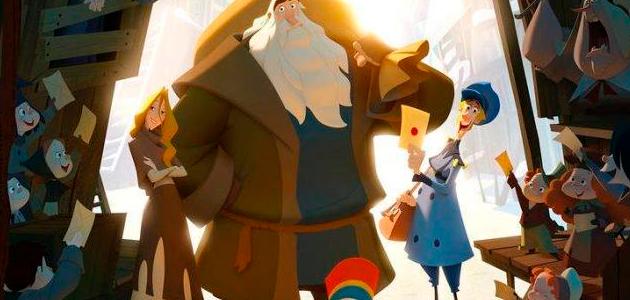 Tráiler de La Leyenda de Klaus, la primera película animada española de Netflix