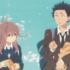 Una Voz Silenciosa, película producida por Kyoto Animation, llega a Netflix