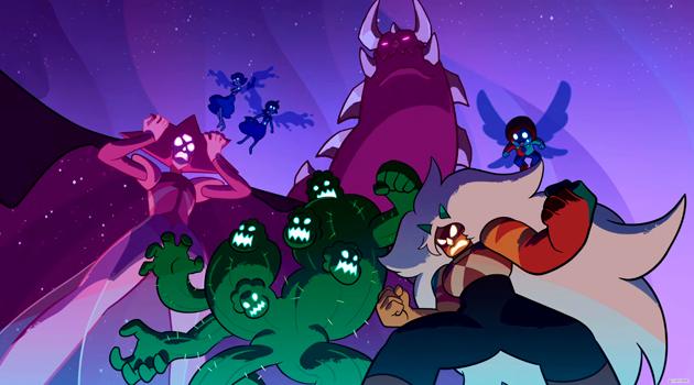 villanos sexta temporada steven universe