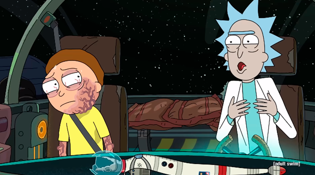 cuarta temporada de rick y morty