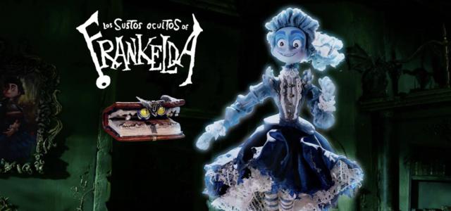 Cartoon Network apuesta por el stop motion mexicano con «Los sustos ocultos de Frankelda»