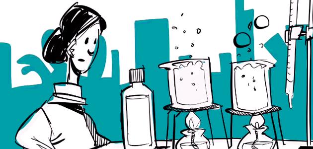 La Mujer en la Ciencia: serie animada española cuenta la historia de referentes femeninos