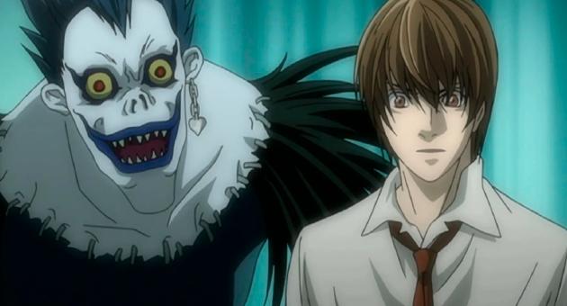 live action de Death Note