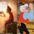 Revelan póster del live action de Pinocho, la versión italiana