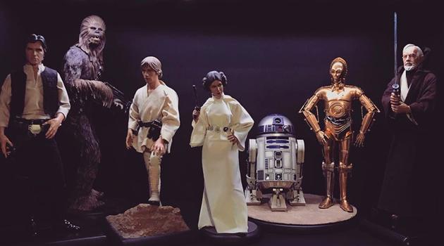 Entrada al nuevo museo de Star Wars en México es gratuita