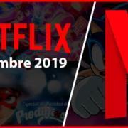 Series y películas animadas que llegan y se van de Netflix diciembre 2019