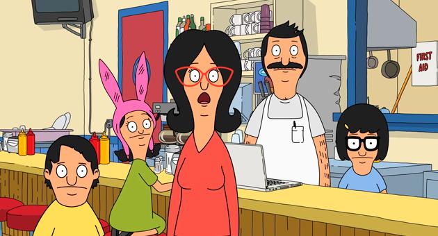 película de Bob's Burgers