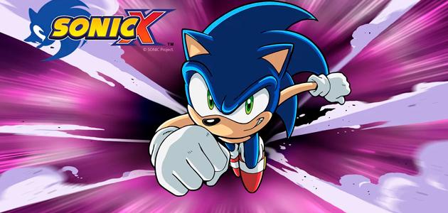Sonic X es una de las series animadas que llega a Netflix en diciembre