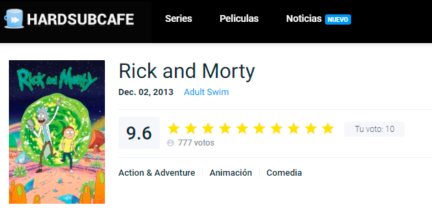 temporada 4 rick y morty
