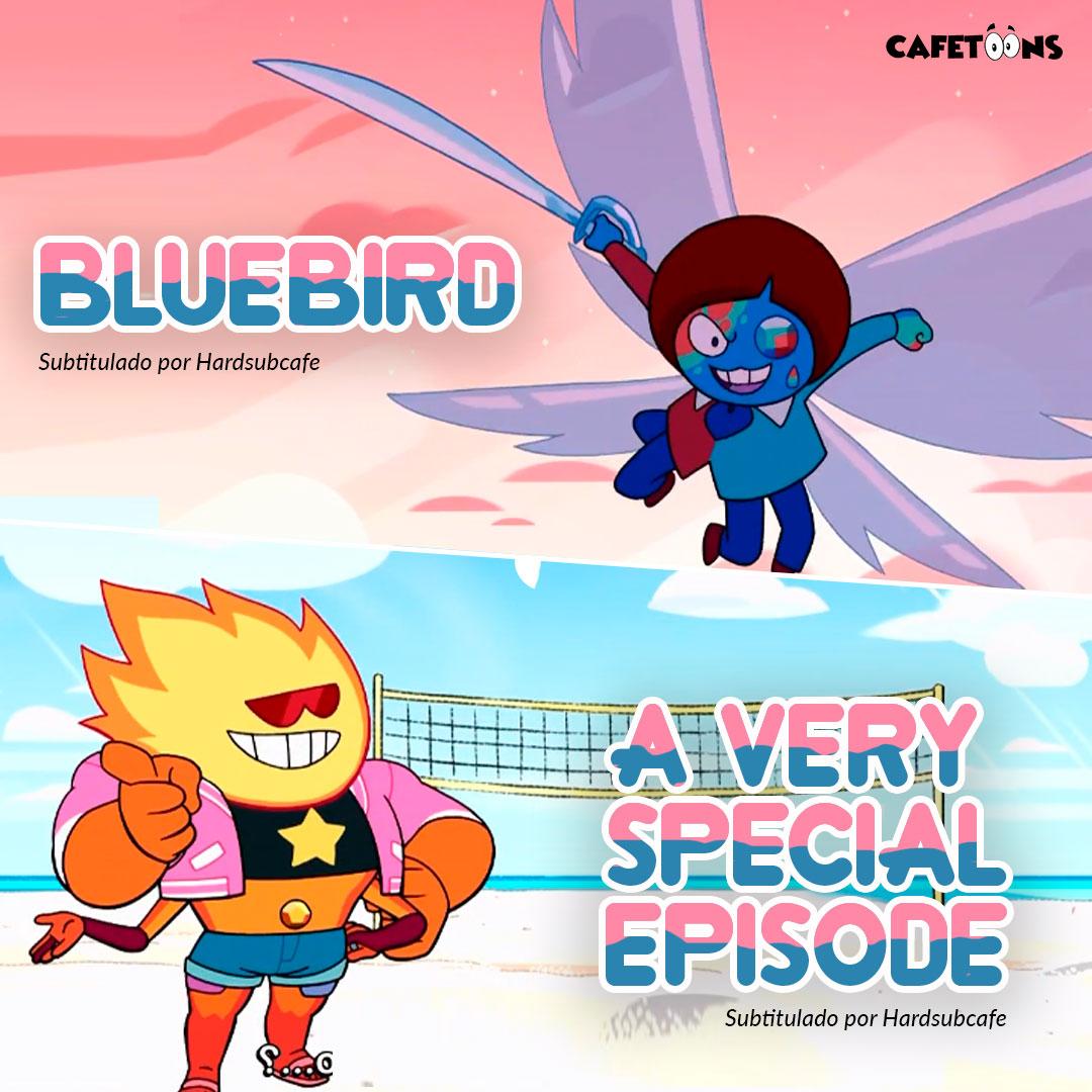Steven Universe Future episodio 5 y 6 sub español