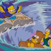 Aniversario 30 de Los Simpson: familia amarilla presenta una intro al estilo de Disney