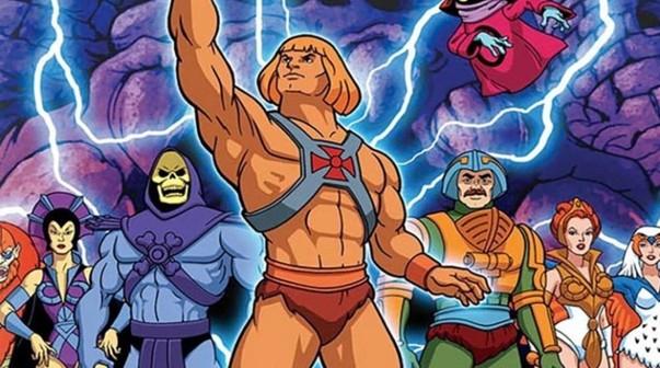 nueva serie de he-man