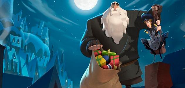 7 películas animadas en Netflix para ver esta Navidad