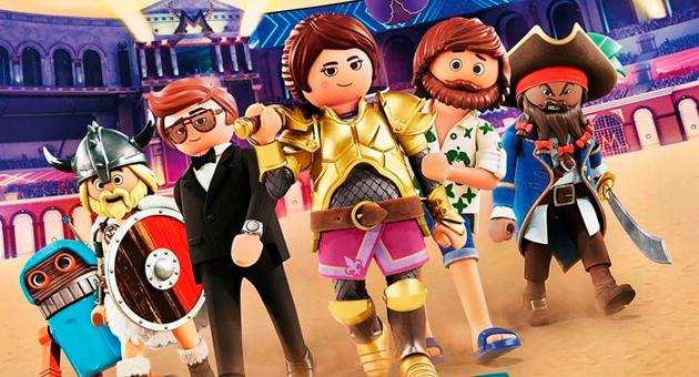 Playmobil en el top 3 de los peores estrenos en la historia del cine animado