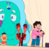 Steven Universe Future: ver ONLINE capítulo 9 «Little Graduation» y 10 «Prickly Pair»