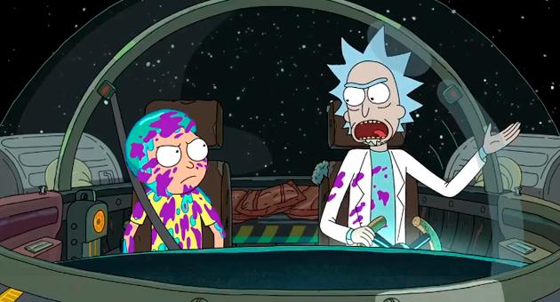 Temporada 4 de Rick y Morty: ver ONLINE capítulo 4 «Claw and Hoarder: Special Ricktim's Morty»