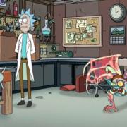 Temporada 4 de Rick y Morty: ver ONLINE capítulo 5 «Rattlestar Ricklactica»
