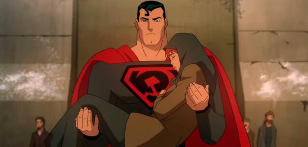 Mira el primer tráiler de Red Son, en el 2020 llega el Superman comunista