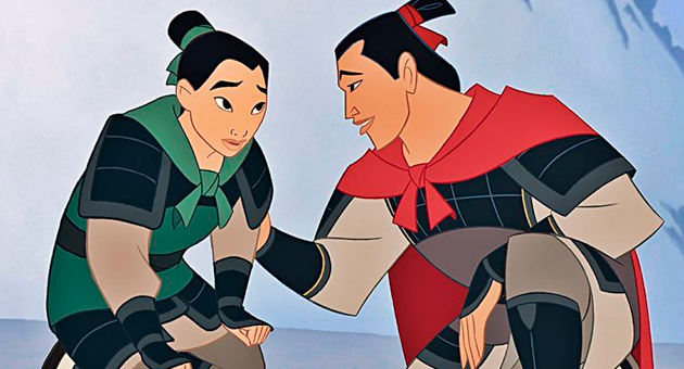 trailer del live action de mulan