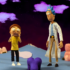 Gloop World: la nueva serie stop motion de Justin Roiland, co creador de Rick y Morty