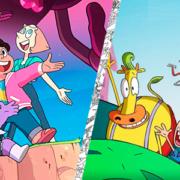 Steven Universe y La Vida Moderna de Rocko obtienen nominación en los GLAAD 2020