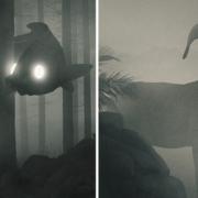 Ilustraciones contra la depresión: artista representa su lucha con imágenes de criaturas fantásticas
