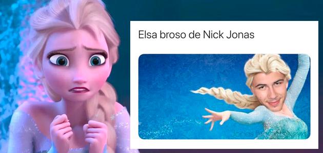 Memes de Elsa se convierten en el primer viral del 2020