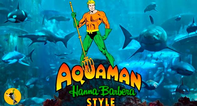 serie animada de aquaman
