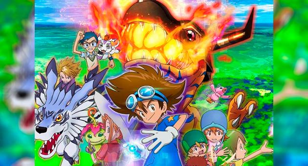 ¡CONFIRMADO! Serie de Digimon Adventure se estrenará en abril y será un reboot del anime clásico
