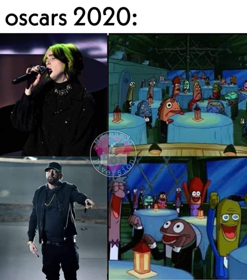 Memes de los oscar