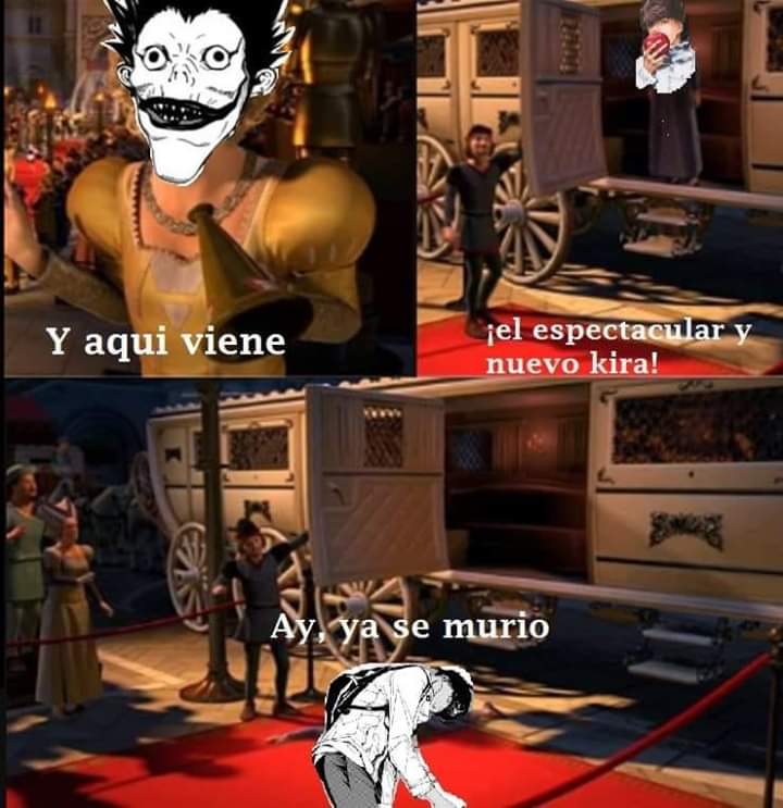 memes de death note