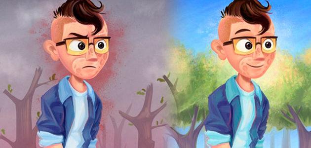 Serie animada forma parte de campaña para prevenir el suicidio: My Life Is Worth Living