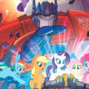 My Little Pony y Transformers: todo lo que sabemos sobre este cómic crossover